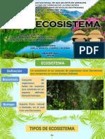Conocemos el ecosistema