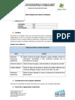 IED XXX Caracterización.doc