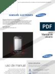 S8000 Samsung - Manual Del Usuario