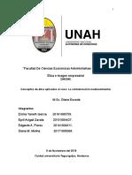 Caso 4 Etica, Contaminacion Ambiental.