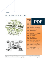 CAD Mechanical All Theories