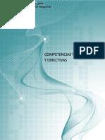 competencias transversales y directivas