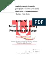 Tecnicas de Gestion y Prevencion del Fuego.docx