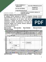 Guia 4 Excel