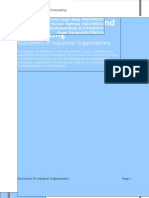 Demand Estimation and Forecasting