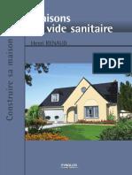 Maisons Sur Vide Sanitaire Ed1 v1