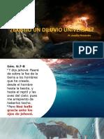 EVIDENCIAS - DILUVIO UNIVERSAL 1.pptx