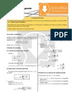 ecuaciones de 2do grado