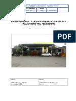 PR-06 PGIRS Inversiones Salazar