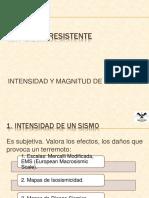 Clase 2 Intensidad Magnitud