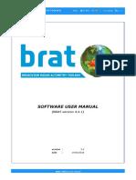 Brat User Manual
