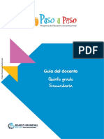 BANCO MUNDIAL MANUAL PASO A PASO 5TO SEC.pdf