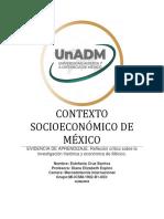 Contexto Socioeconómico de Méxicotarea 3