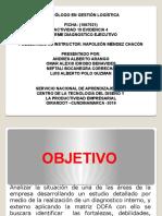 "AA 18 evidencia 4 Informe ""Diagnostico ejecutivo"".pptx"