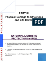 Part III Physical Damage to Structures and Life Hazard