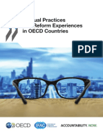 Accrual Practices and Reform Experiences OECD Countries (1) (1)