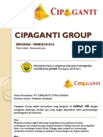 Cipaganti Group Pemasaran Jasa