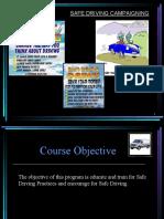 UTSA Defensive Driving Training 081307