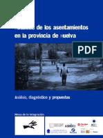 Informe Asentamientos Mesa Integración Huelva