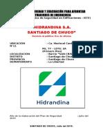 Plan de Seguridad Hidrandina 02