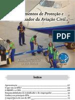 Equipamentos de Proteção e os trabalhadores da Aviação Civil