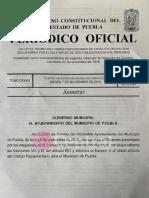 A partir de este fin de semana, la venta de celulares en la vía pública será sancionada en Puebla