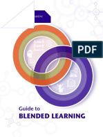 2018 Cleveland Innes Wilton Guide to Blended Learning