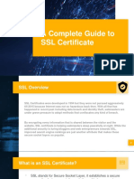 What is SSL Certificate? A Complete Guide
