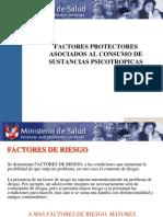 FACTORES PROTECTORES ASOCIADOS AL CONSUMO DE SUSTANCIAS PSICOTROPICAS