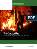 Indonesia Forest Fire Notes