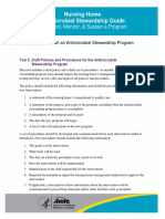 3 TK1 T5-Draft Policies and Procedures for the Antimicrobial Stewardship Program Final