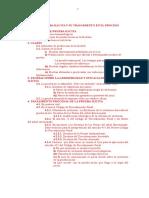 La Prueba Ilicita y Su Tratamiento en El Proceso