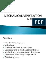Mechanical venta