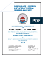 servicequalityofhdfcbank-180531034052