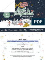 Dossier de Presse - Noël à Haguenau 2019