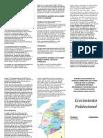 Crecimiento y Poblacion de Venezuela