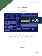 BlueARP Manual v229 En