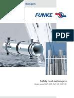 Funke Safety Heat Exchanger
