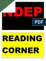 Ndep Corner