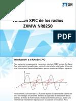 Función XPIC de los radios ZXMW NR8250.ppt