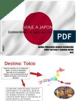 VIAJE A JAPON.pptx