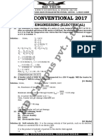 2016 SSC JE mains answers