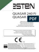 Manual Quasar