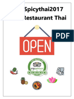 Spicy Thai Menu ORIGINAL 2