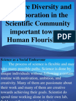 Why are Diversity and Collaboration in the Scientific.pptx
