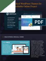 10 Best Medical WordPress Themes