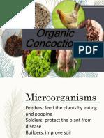 3. Concoctions and Fertilizers