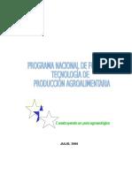 Programa - TSU Prod Agroalimentaria IUTEP- Portuguesa (1)