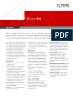 Hitachi Vantara Iot Analytics Blueprint Datasheet
