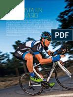 Un Ciclista en El Gimnasio